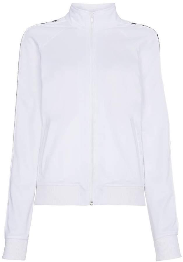 Givenchy zipped track jacket