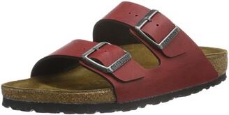 Birkenstock Womens Arizona Heels Sandals