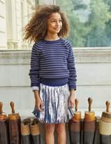 Boden Sparkle Stripe Sweater