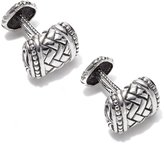 Scott Kay Equestrian Cufflinks, Swivel Back