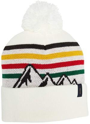 Pendleton Acrylic Knit Retro Scene Beanie (Glacier) Beanies