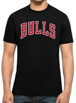 '47 47 Forty Seven Brand Chicago Bulls MVP Splitter Tee NBA T-Shirt Mens
