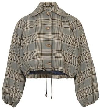 Baum und Pferdgarten Blair cropped jacket
