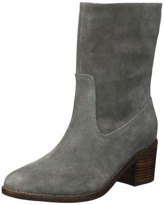 Gentle Souls by Kenneth Cole Women's Verona Mid-Calf Boot with Heel