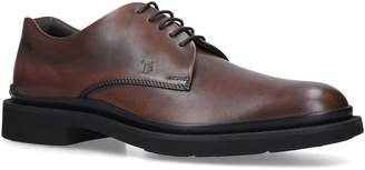 J.P Tods Rubber-Sole Derby Shoes