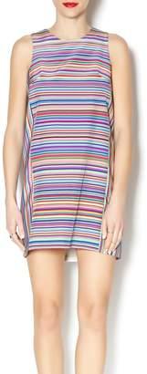 Amanda Uprichard Stripe Sheath Dress