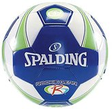 Spalding Rookie Gear Soccer Ball, Blue/Green - Size 3