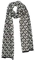 Michael Kors Womens Knit Scarf