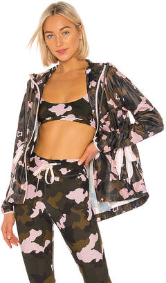 The Upside Forest Camo Ash Jacket