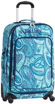 Jet Set Luggage, Paisley Power Checked Spinner, Cool