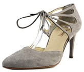 Paul Green Samtziege Pointed Toe Suede Heels.