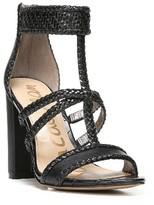Sam Edelman Women's Yordana Woven T-Strap Sandal