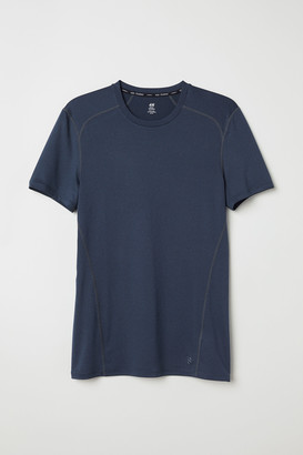 H&M Slim Fit Sports Shirt