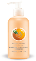 The Body Shop Satsuma Puree Body Lotion