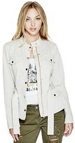 G by Guess GByGUESS Women's Cameron Knit Anorak