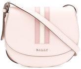 Bally Supra crossbody bag - women - Cotton/Leather - One Size