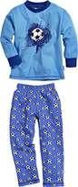 Playshoes Boy's Single Jersey Football Pyjama Set,(Manufacturer Size:3-/104 cm)