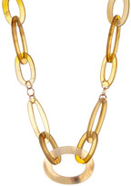 Joe Fresh Stone Link Necklace