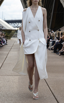Dion Lee Soft Trench Dress