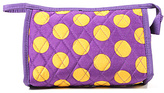 *MKL Accessories The Beam Me Up Spotty Cosmetics Case In Purple