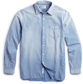 Ralph Lauren RRL Eli Indigo Cotton Shirt