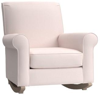 Pottery Barn Kids Charleston Convertible Rocking Chair & Ottoman