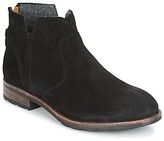 Sebago LANEY ANKLE BOOT women's Low Ankle Boots in Black