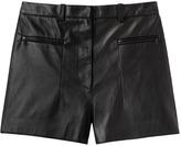 3.1 Phillip Lim Raw Edge A-Line Shorts