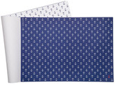 Sunnylife Navy/White Anchor Placemat - Set of 48