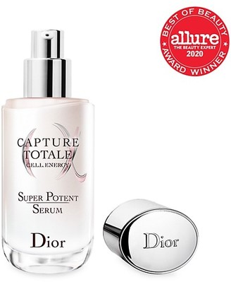 Christian Dior Capture Totale CELL ENERGY Super Potent Age-Defying Intense Serum