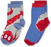 Fat Face Boy's Sea Creature Socks
