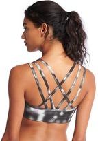 Gap Medium impact strappy sports bra