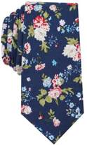 Bar III Men's Island Floral Skinny Tie, Created for Macy's