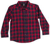 Volcom Fulton Flannel Shirt (Big Boys)