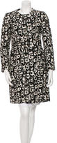 Giambattista Valli Textured Knee-Length Coat