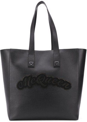 Alexander McQueen oversized Rock tote bag
