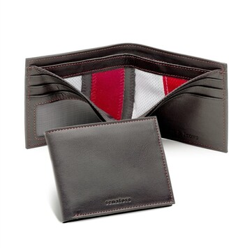 Tokens & Icons Ottawa Senators Game-Used Uniform Wallet