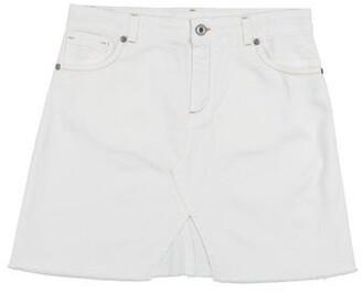 Dixie Denim skirt
