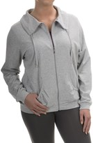 Calida Favourites Banded-Collar Jacket (For Women)