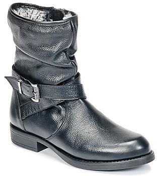 Unisa GADIN girls's Mid Boots in Black