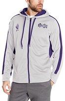 AND 1 Men's Primetime Fleece Full-Zip Hooded Sweatshirt