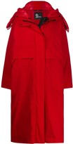 Moncler Tervela oversized padded coat