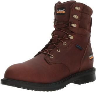 "Ariat Work Men's Rigtek 8"" H2O Composite Toe Work Boot"