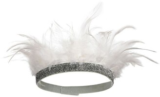 Meri Meri Feather Crown Headband