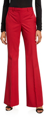 Theory Demitria Good Wool Suiting Pants
