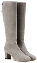Loro Piana Liza suede knee-high boots