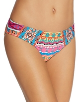 Laundry by Shelli Segal Medallion Hipster Bikini Bottom