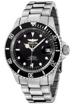 Invicta Men's Pro Diver 9937OB Silver Stainless-Steel Swiss Automatic Watch with Dial