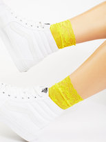 Free People Count Your Stars Net Anklet
