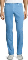 AG Adriano Goldschmied Five-Pocket Sud Jeans, Light Blue